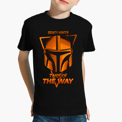 Ropa infantil Bounty Hunter. This Is The Way