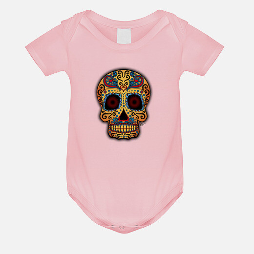 Ropa infantil Calavera Mexicana Tribal !!!
