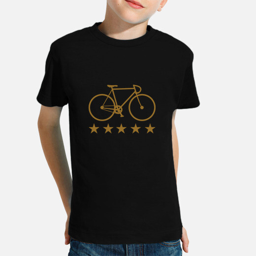 Ropa infantil camisa de ciclismo -...