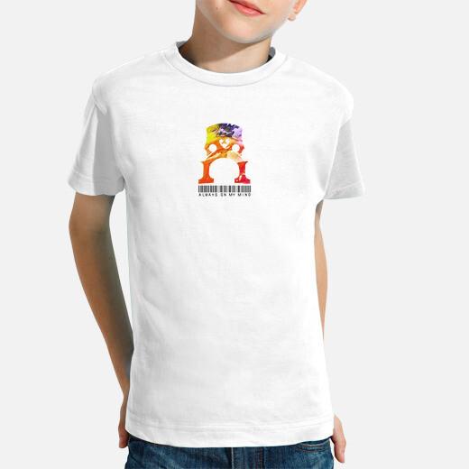 Ropa infantil Camiseta icónica...