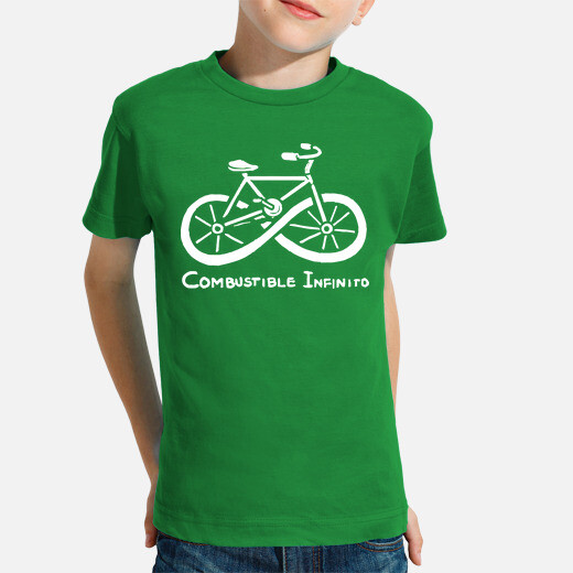 Ropa infantil Combustible infinito...