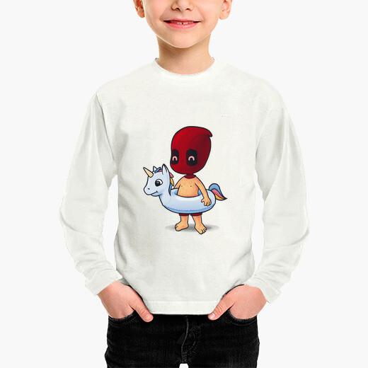 Ropa infantil Deadpool is ready for summer