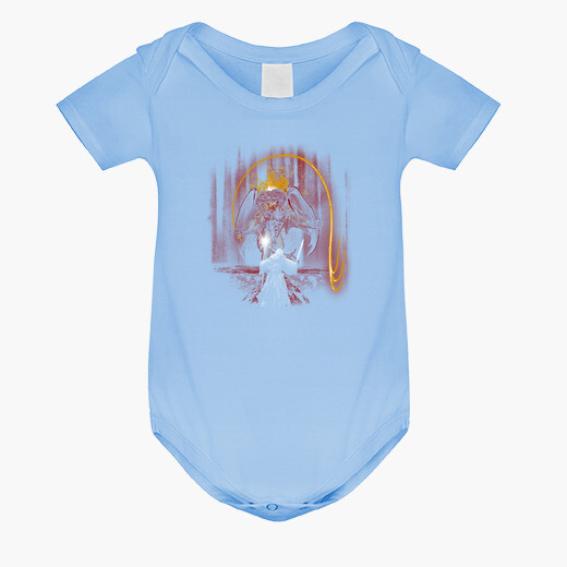 Ropa infantil Demon of the ancient world