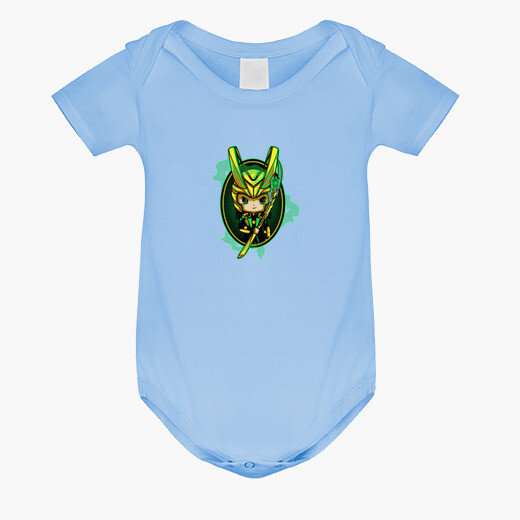 Ropa infantil dios oscuro