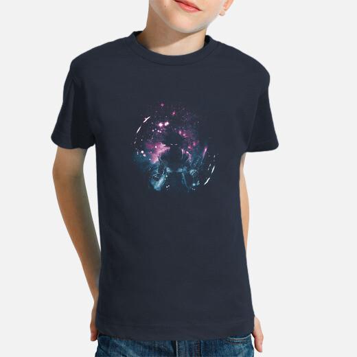 Ropa infantil dragón espacial