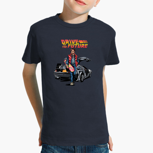 Ropa infantil Drive to the Future
