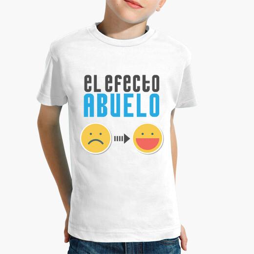 Ropa infantil El Efecto Abuelo Niño