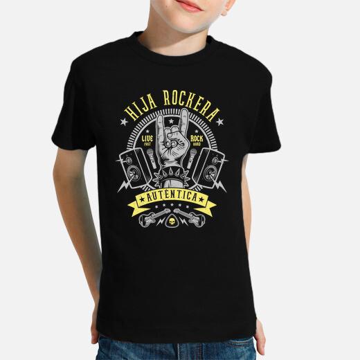 Ropa infantil Hija Rockera