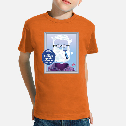 Ropa infantil HOMBRE INVISIBLE NEW NIÑO