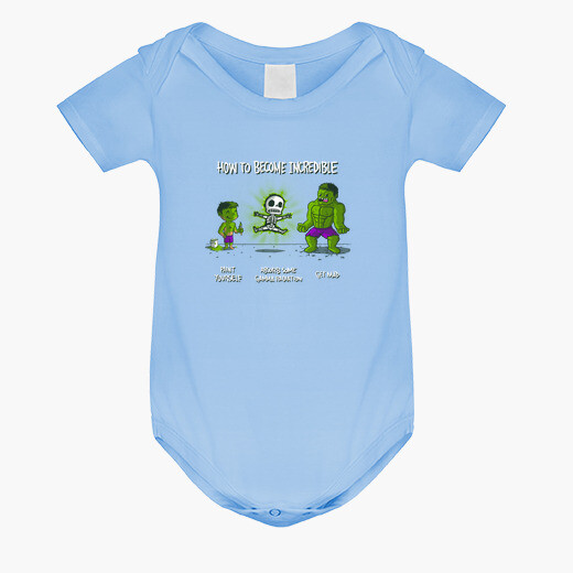 Ropa infantil How to Become Incredible