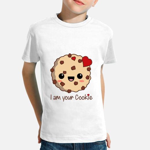 Ropa infantil I am your Cookie