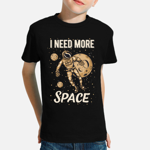 Ropa infantil I need more Space