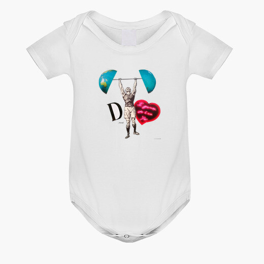 Ropa infantil I promise to love you