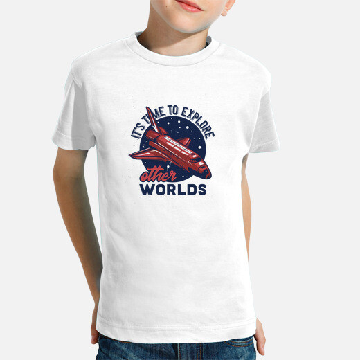 Ropa infantil It's time to explore