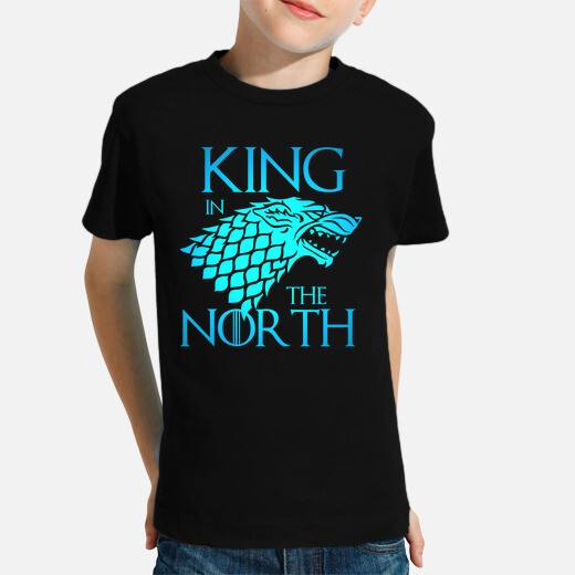 Ropa infantil King in the North