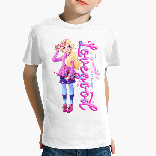 Ropa infantil Lovegood Exceptionally Ordinary