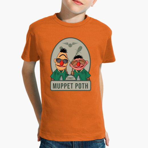 Ropa infantil Muppet Sly Therin