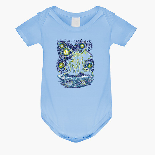 Ropa infantil Night of Cthulhu