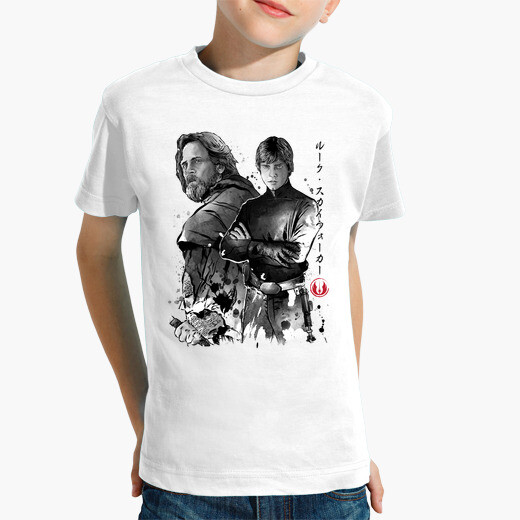Ropa infantil Old and Young Jedi