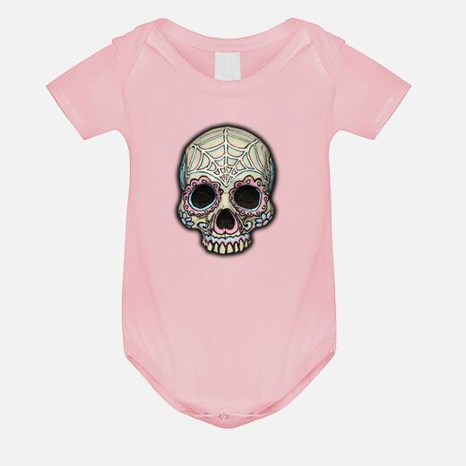 Ropa infantil Pink Sugar Skull