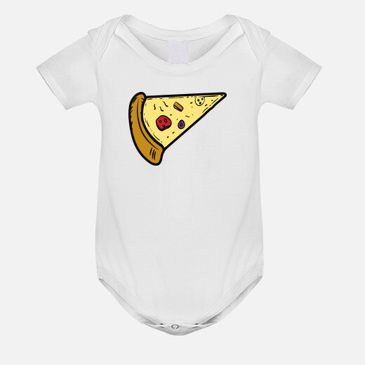 Ropa infantil Porción Pizza - Hijo e Hija