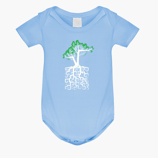 Ropa infantil Racine Carrée - Square Root