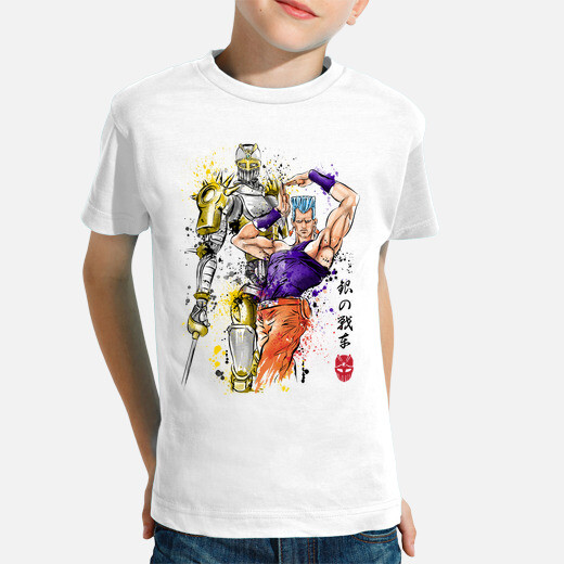 Ropa infantil Silver Chariot Watercolor