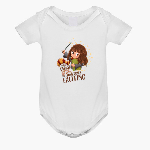 Ropa infantil Skipping the rules