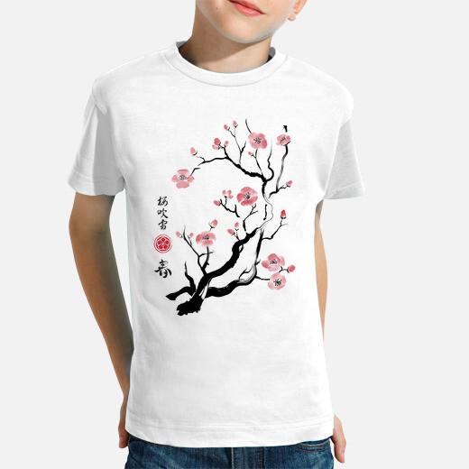 Ropa infantil Spring colors in Japan