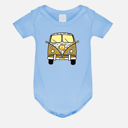 Ropa infantil Surf Why Be Hippie