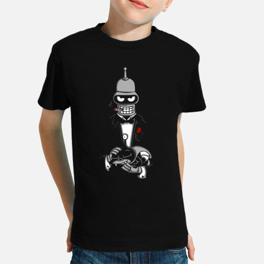 Ropa infantil The Botfather