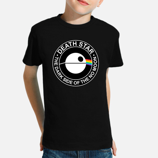 Ropa infantil The Dark Side Of The No Moon