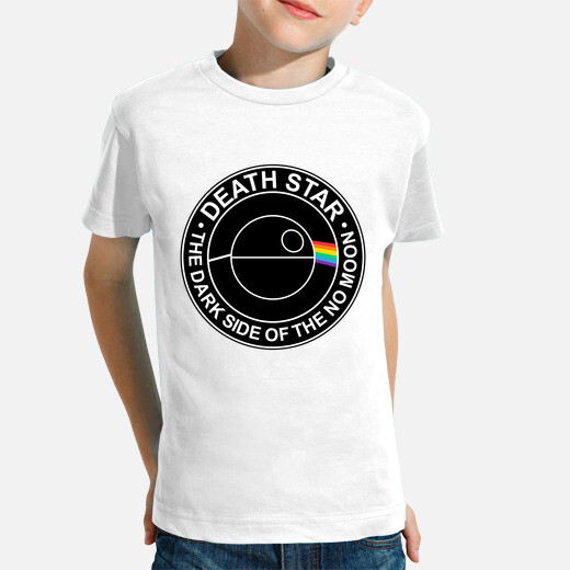Ropa infantil The Dark Side Of The No Moon...