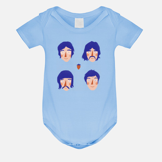 Ropa infantil The Fab Four