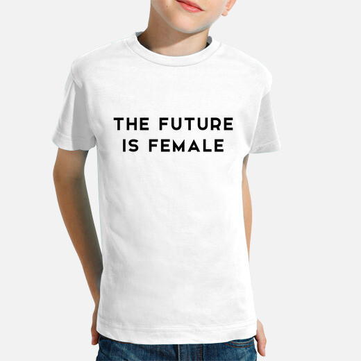 Ropa infantil The Future is Female