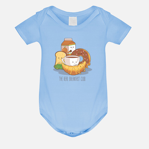 Ropa infantil The Real Breakfast Club