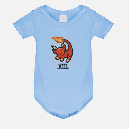 Ropa infantil The Red XIII King