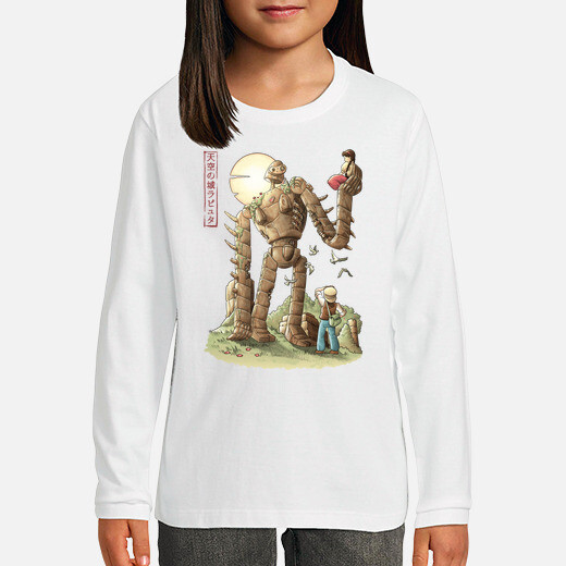 Ropa infantil The Robot in the Sky