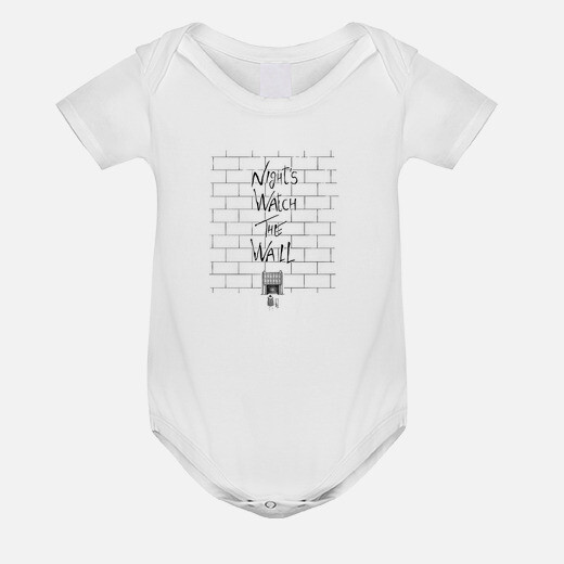 Ropa infantil The Wall