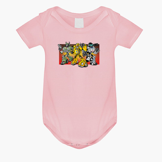 Ropa infantil Transformers Animated...