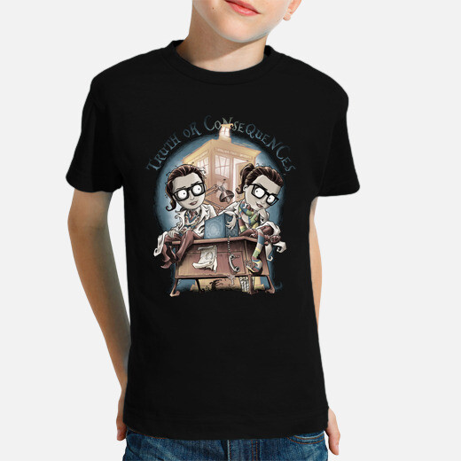 Ropa infantil Truth Or Consequences