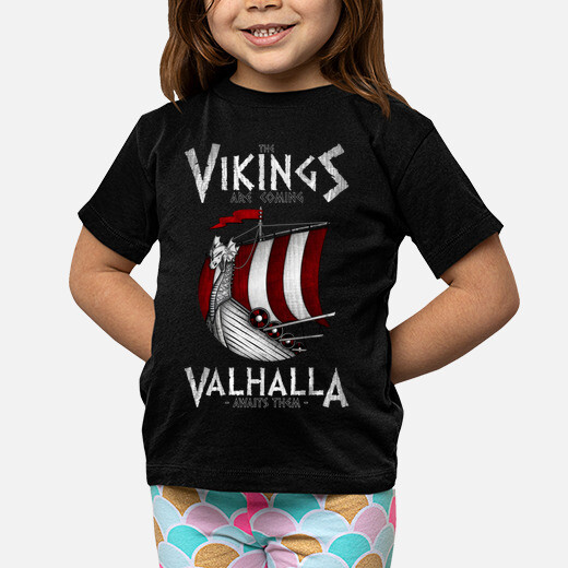 Ropa infantil Vikings are coming!