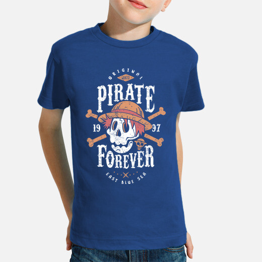 Ropa infantil Wanted Pirate Forever