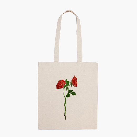 Sac roses sombres