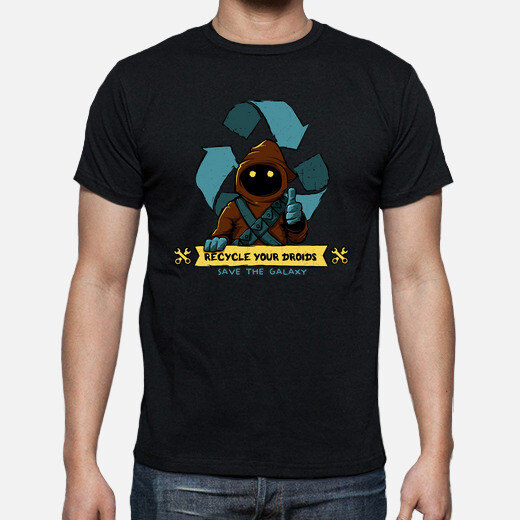 Save galaxy t-shirt