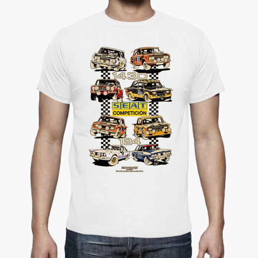 Seat 1430-124 competition t-shirt