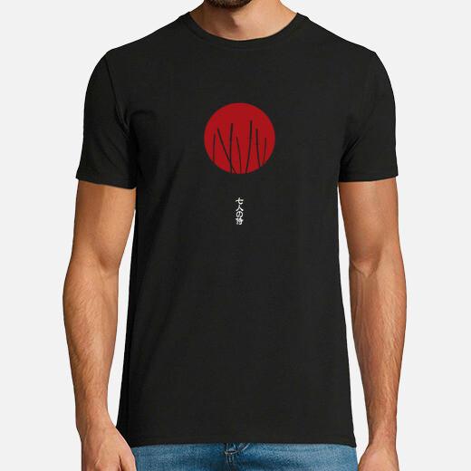 Seven samurais t-shirt