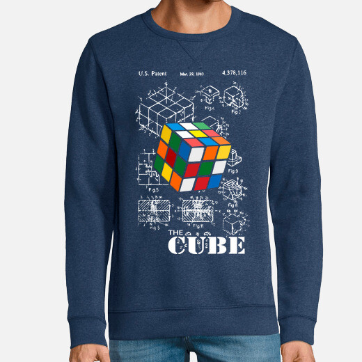 Sudadera Cube