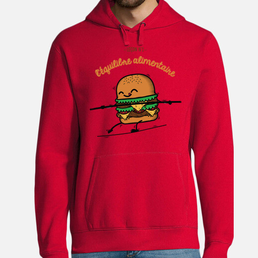 Sudadera Equilibre alimentaire