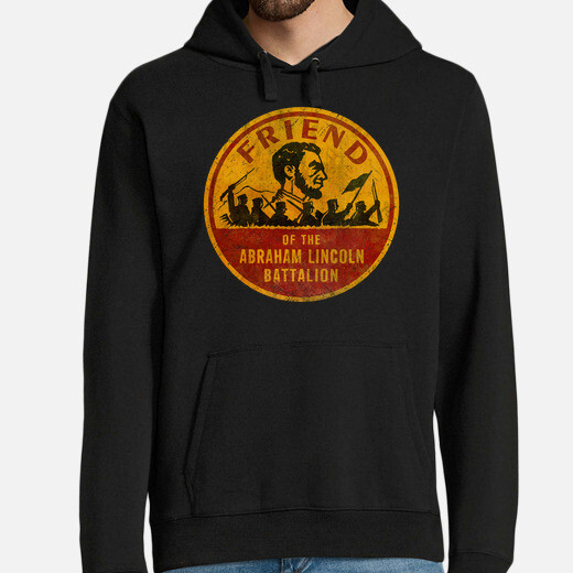 Sudadera Friend of the Abraham Lincoln...